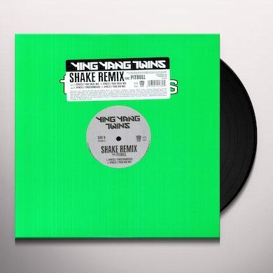 Ying Yang Twins SHAKE Vinyl Record