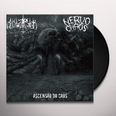 Nervochaos ASCENCAO DO CAOS Vinyl Record