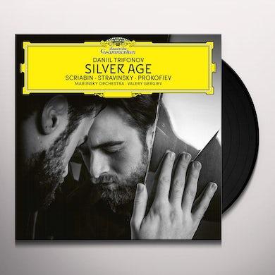 Daniil Trifonov Silver Age (4 LP) Vinyl Record