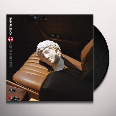 Bad Religion AGE OF UNREASON Vinyl Record