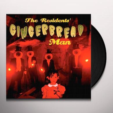Gingerbread Man Vinyl Record