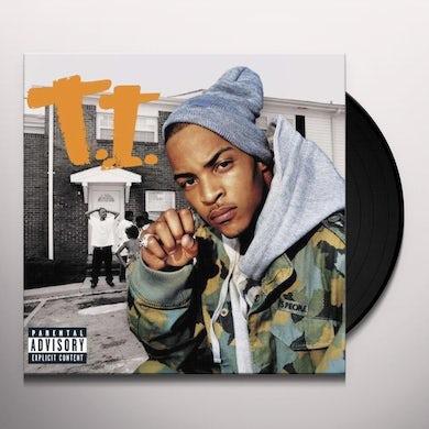 T.I. URBAN LEGEND Vinyl Record