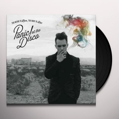 Panic At The Disco  Too Weird To Live, Too Rare To Die! Vinyl Record