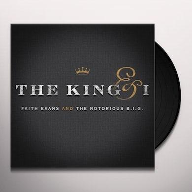 KING & I Vinyl Record