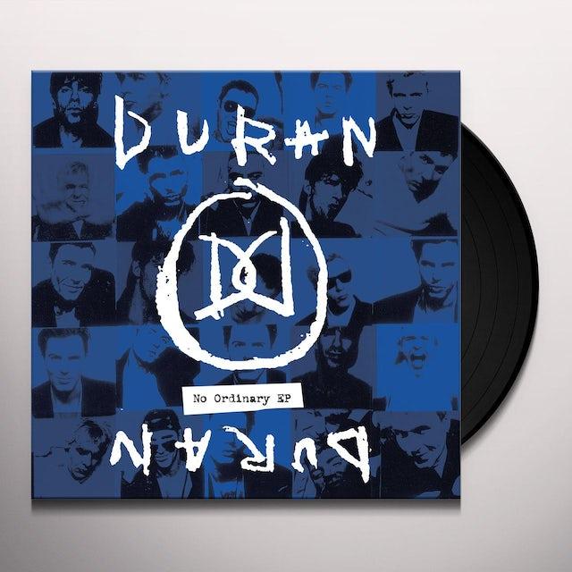 Duran Duran NO ORDINARY TOUR EP Vinyl Record
