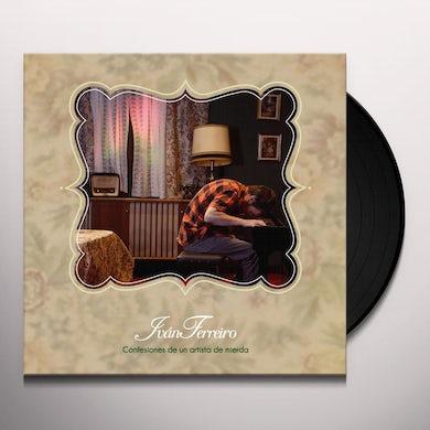 Ivan Ferreiro CONFESIONES DE UN ARTISTA DE MIERDA Vinyl Record