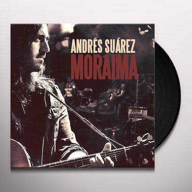 Andres Suarez MORAIMA Vinyl Record