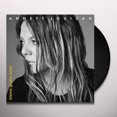 Annett Louisan KLEINE GROBE LIEBE Vinyl Record