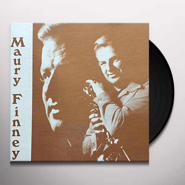 Maury Finney SAXOPHONE COUNTRY Vinyl Record