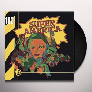 Janko Nilovic SUPER AMERICA Vinyl Record