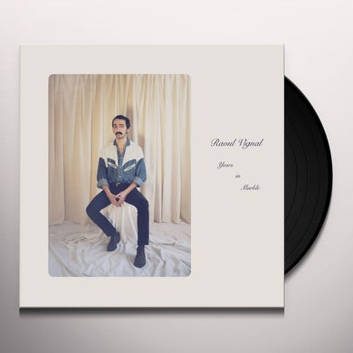Raoul Vignal YEARS IN MARBLE Vinyl Record
