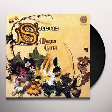Magna Carta SEASONS Vinyl Record