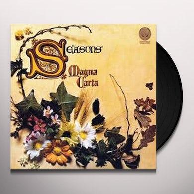 Magna Carta SEASONS Vinyl Record