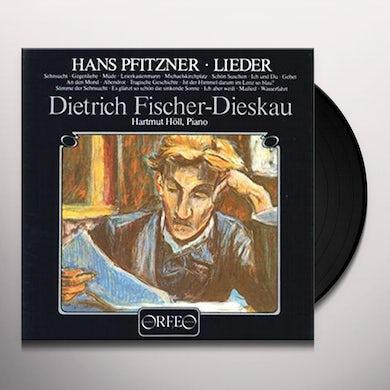 Fischer-Dieskau / Holl LIEDER Vinyl Record