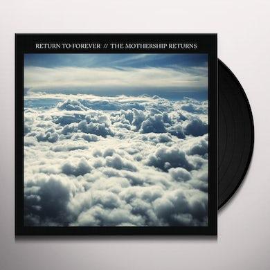 Return To Forever MOTHERSHIP RETURNS (4LP) Vinyl Record