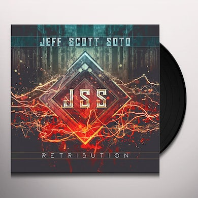 Jeff Scott Soto RETRIBUTION Vinyl Record