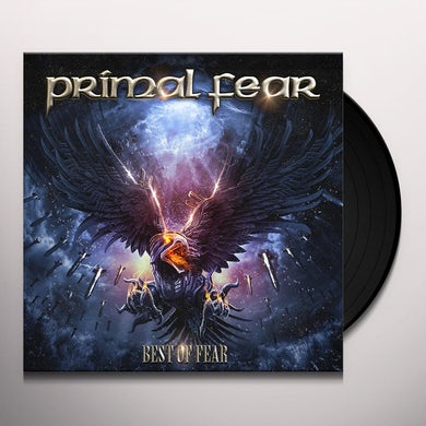 Primal Fear BEST OF FEAR Vinyl Record