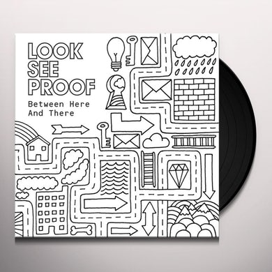Look See Proof BETWEEN HERE & THERE Vinyl Record