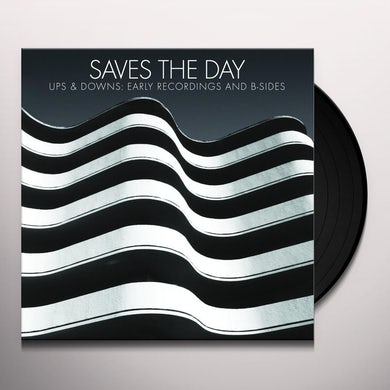 Saves The Day UPS & DOWNS: EARLY RECORDINGS & B-SIDES Vinyl Record