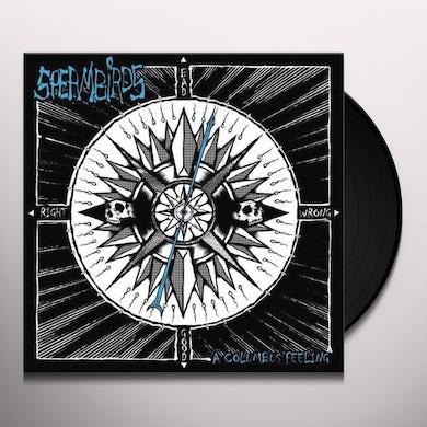 Spermbirds COLUMBUS FEELING-LIMITED SPLATT Vinyl Record