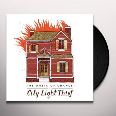 City Light Thief MUSIC OF CHANCE Vinyl Record