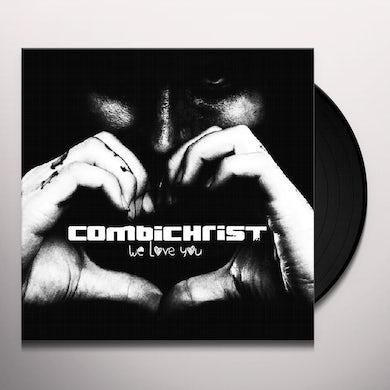 Combichrist WE LOVE YOU Vinyl Record