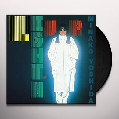 Minako Yoshido LIGHT'N UP Vinyl Record