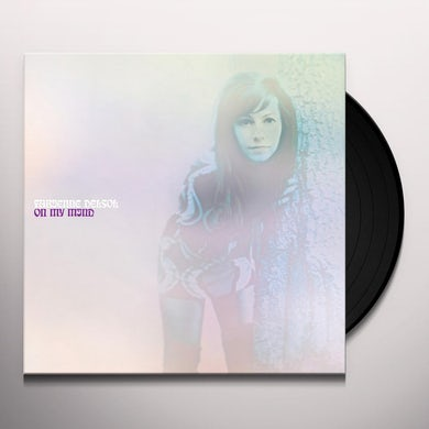 Fabienne Delsol ON MY MIND Vinyl Record