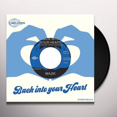 BACK INTO YOUR HEART / DANCE DANCE DANCE Vinyl Record