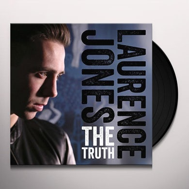 Laurence Jones TRUTH Vinyl Record
