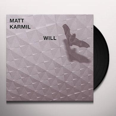 Matt Karmil WILL Vinyl Record