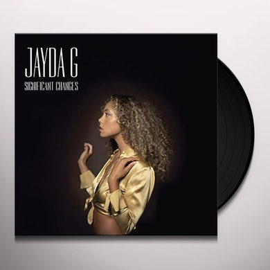 Jayda G SIGNIFICANT CHANGES Vinyl Record