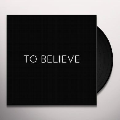 The Cinematic Orchestra TO BELIEVE Vinyl Record
