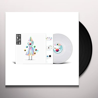Iglooghost CLEAR TAMEI / STEEL MOGU Vinyl Record