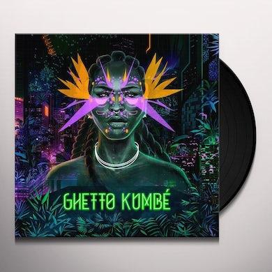 GHETTO KUMBE (NEON ORANGE VINYL) Vinyl Record
