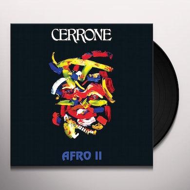 Cerrone AFRO II Vinyl Record