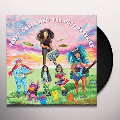 FATTY CAKES & THE PUFF PASTRIES Vinyl Record