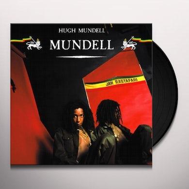 Hugh Mundell MUNDELL Vinyl Record