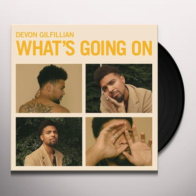 What's Going On (LP) Vinyl Record