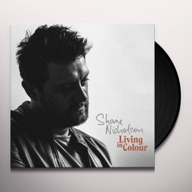 Shane Nicholson LIVING IN COLOUR Vinyl Record