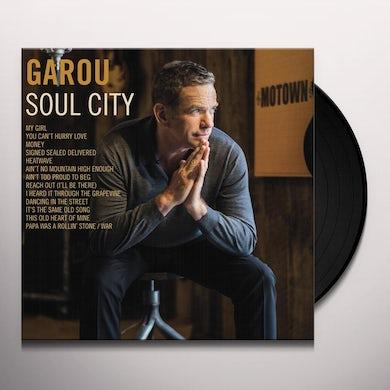 SOUL CITY Vinyl Record