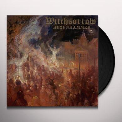 Witchsorrow HEXENHAMMER Vinyl Record