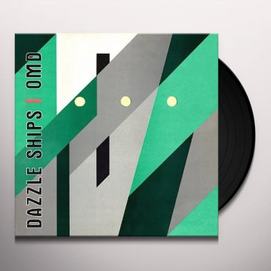 Orchestral Manoeuvres in the Dark DAZZLE SHIPS Vinyl Record