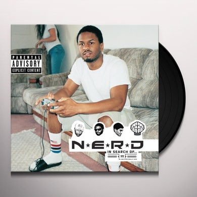 N.E.R.D. IN SEARCH OF Vinyl Record