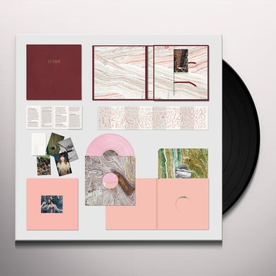 Florence and The Machine LUNGS: 10TH ANNIVERSARY EDITION Vinyl Record