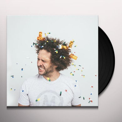Andy Frasco & The U.N. KEEP ON KEEPIN' ON Vinyl Record