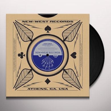 Steve Earle / Robert Johnson TERRAPLANE BLUES Vinyl Record