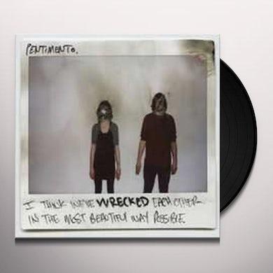 Pentimento WRECKED Vinyl Record