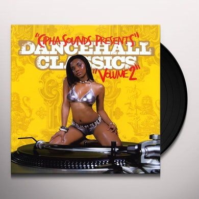 Dancehall Classics 2 / Various Vinyl Record