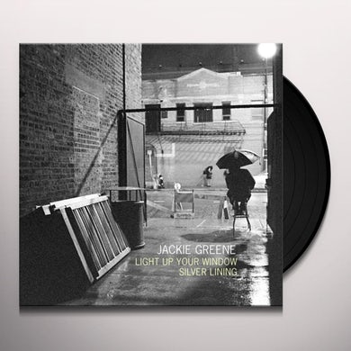 Jackie Greene LIGHT UP YOUR WINDOW Vinyl Record